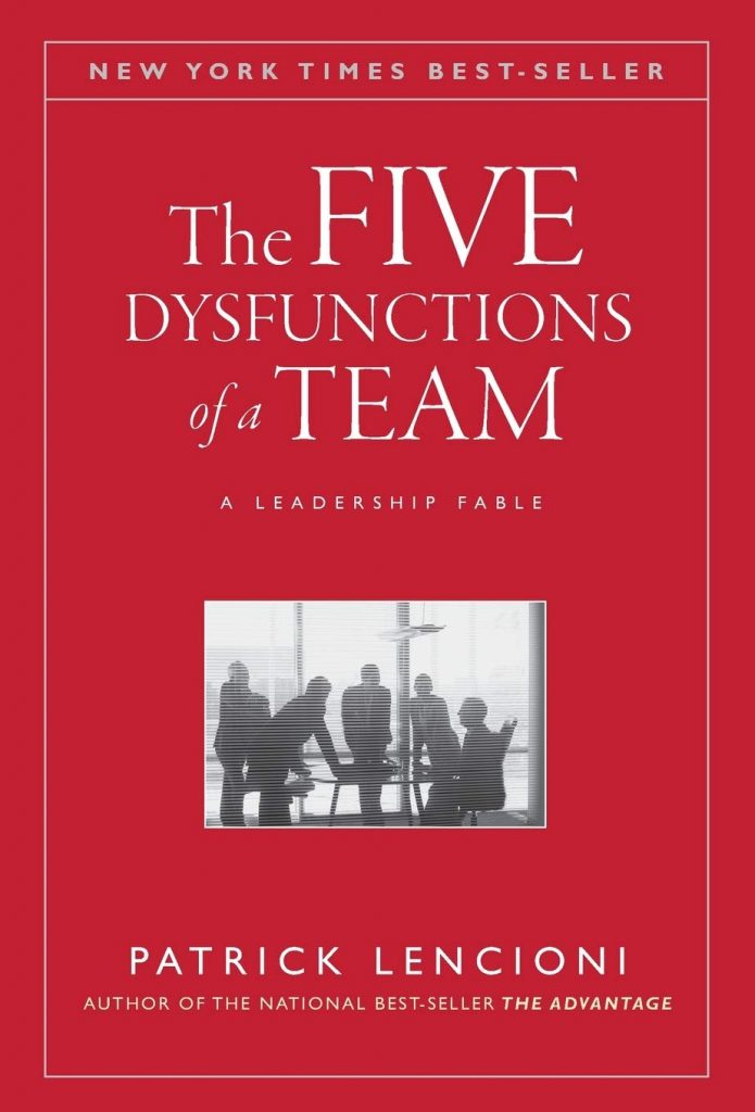 The 5 Dysfunctionsof a Team Fable