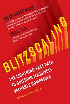 Reid Hoffman - Blitzscaling